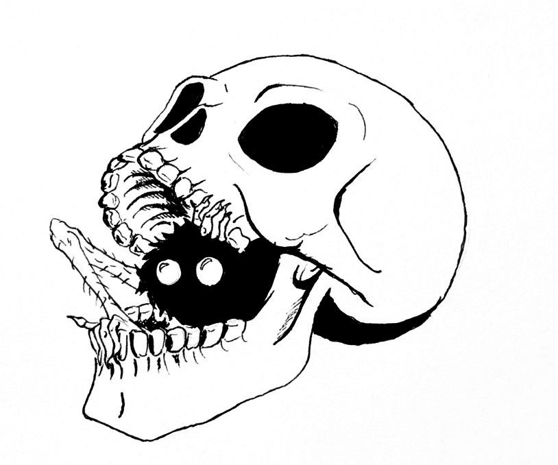 Skull Dweller